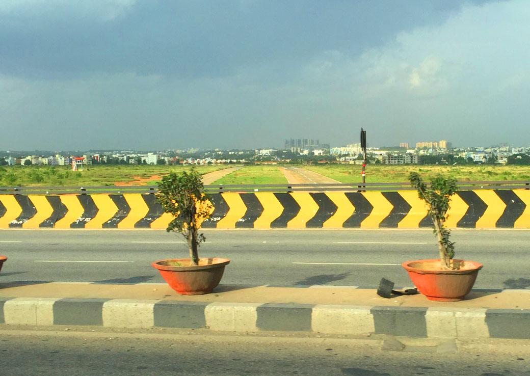 Jakur Aerodrome at Bangalore