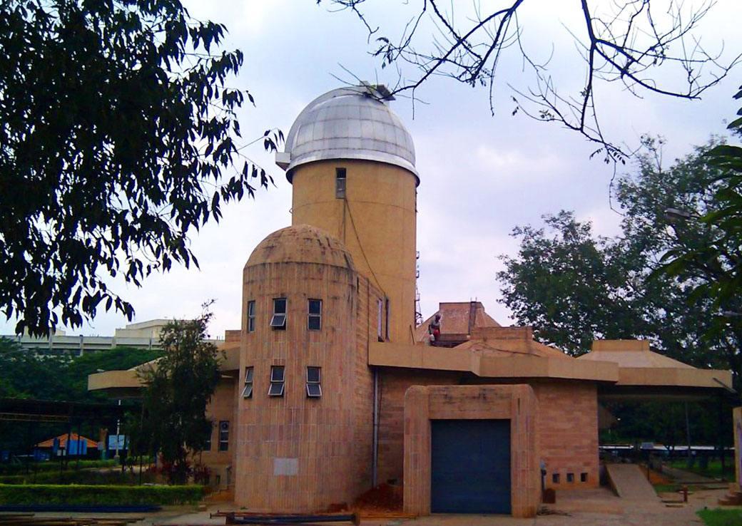 Jawaharlal Neru Commemorative Planetarium