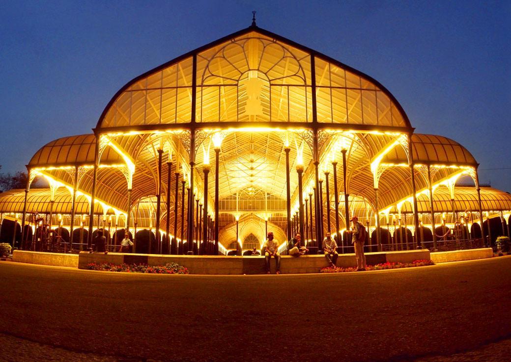 Lal Bagh Botanical Gardens Bangalore