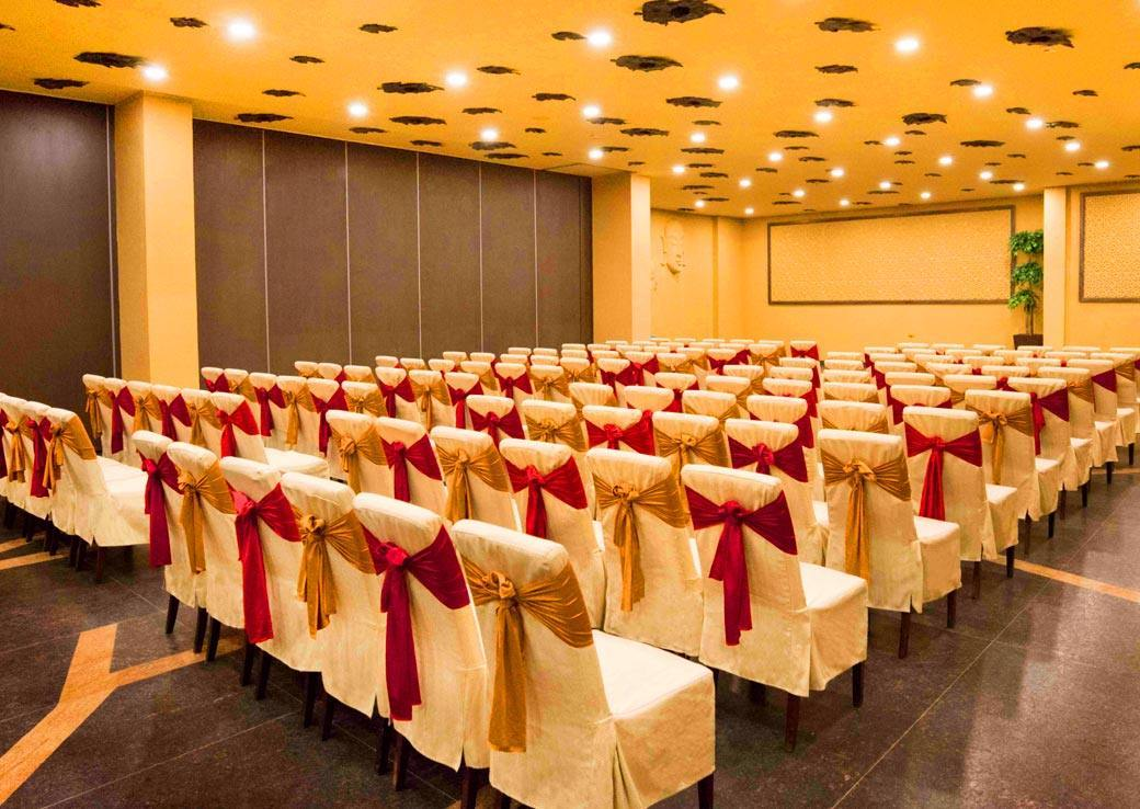 Meeting and conference venues at Sterlings Mac Hotel, Bangalore, India