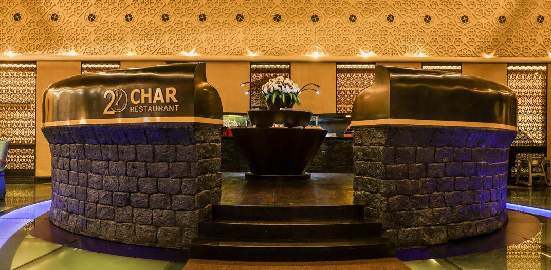 20 Char Restaurant