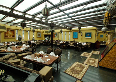 Shebestan restaurant